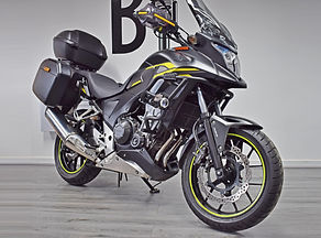 Used Honda CB500X Crosstourer for sale northampton bike sanctuary front righ.jpg