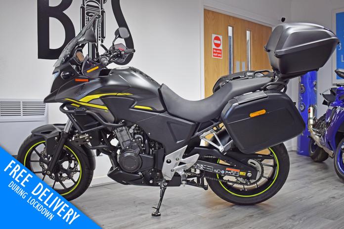 Used Honda CB500X Crosstourer for sale northampton bike sanctuary left side.jpg
