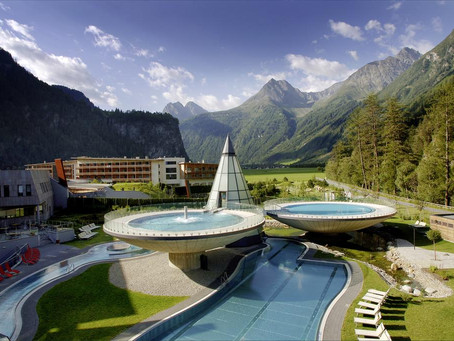 The Aqua-Dome, Austria
