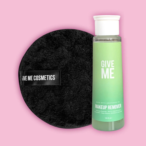 Give Me Cosmetics Makeup Remover & Eco Pad