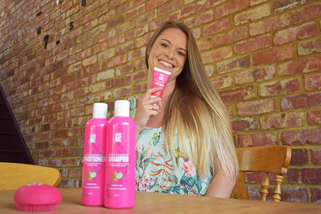 GiveMe Cosmetics Coconut And Argon Oil S