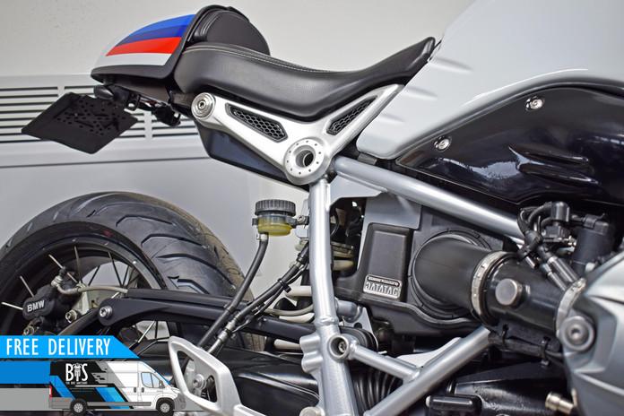 Used BMW R9T Racer for sale Northampton Bike Sanctuary right rear close 2.jpg