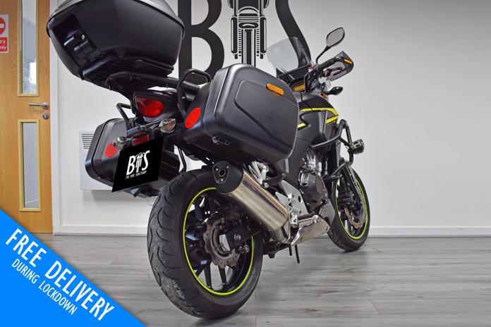 Used Honda CB500X Crosstourer for sale northampton bike sanctuary right rear.jpg