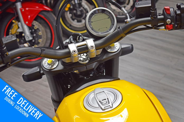 Used Ducati Scrambler 800 Full Throttle