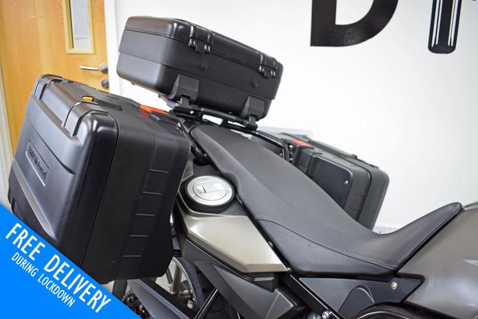 Used BMW F700 GS for sale northampton bike sanctuary vario luggage 1.jpg