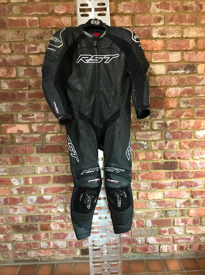 RST Tractech Evo 3 One Piece Leathers Review