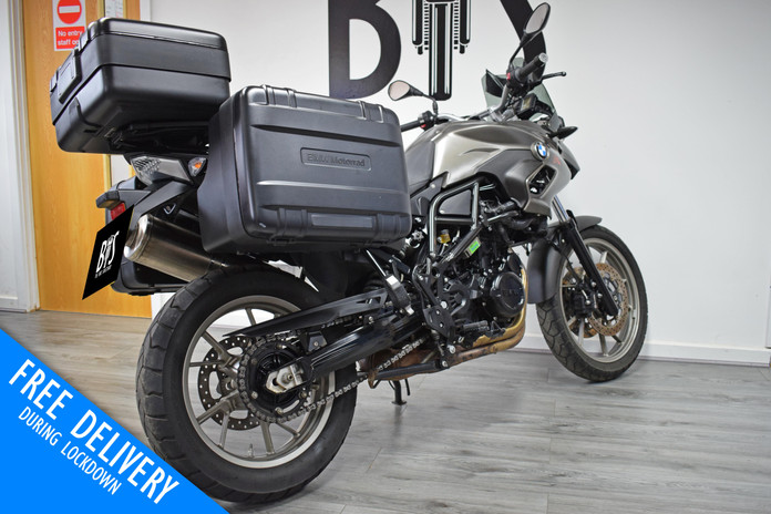 Used BMW F700 GS for sale northampton bike sanctuary right rear.jpg