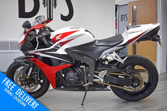 Used Honda CBR600RR for sale red white northampton bike sanctuary left side.jpg