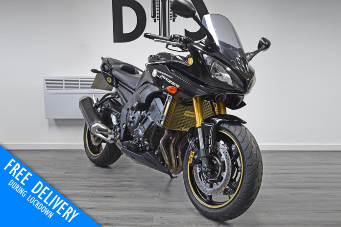 Used Yamaha Fazer FZ8 for sale northampt