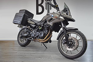 Used BMW F700 GS for sale northampton bike sanctuary front right.jpg