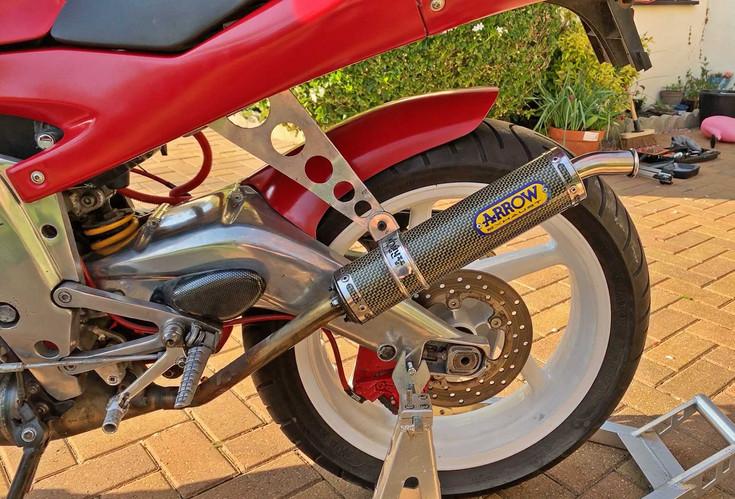 Aprilia RS 125 1999 Classic 2-Stroke Rebuild