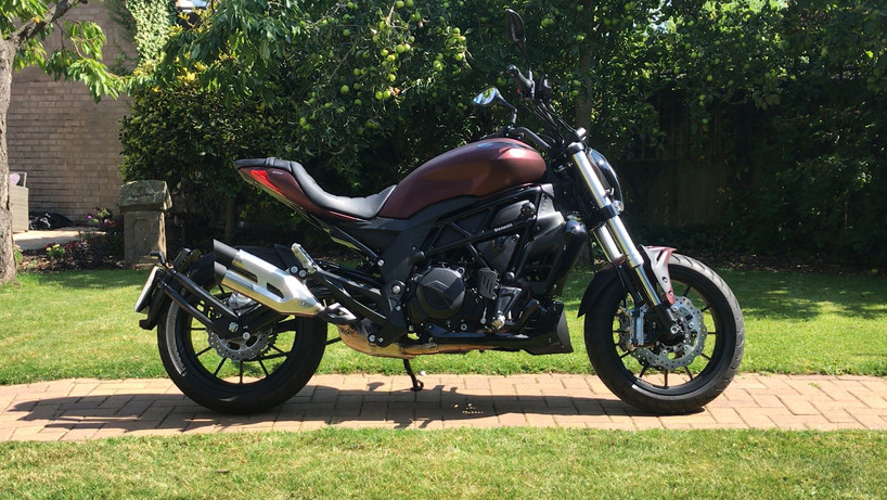 Benelli 502C First Ride Review