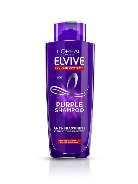 L'oreal Elvive (Elseve) Purple Shampoo UK Review