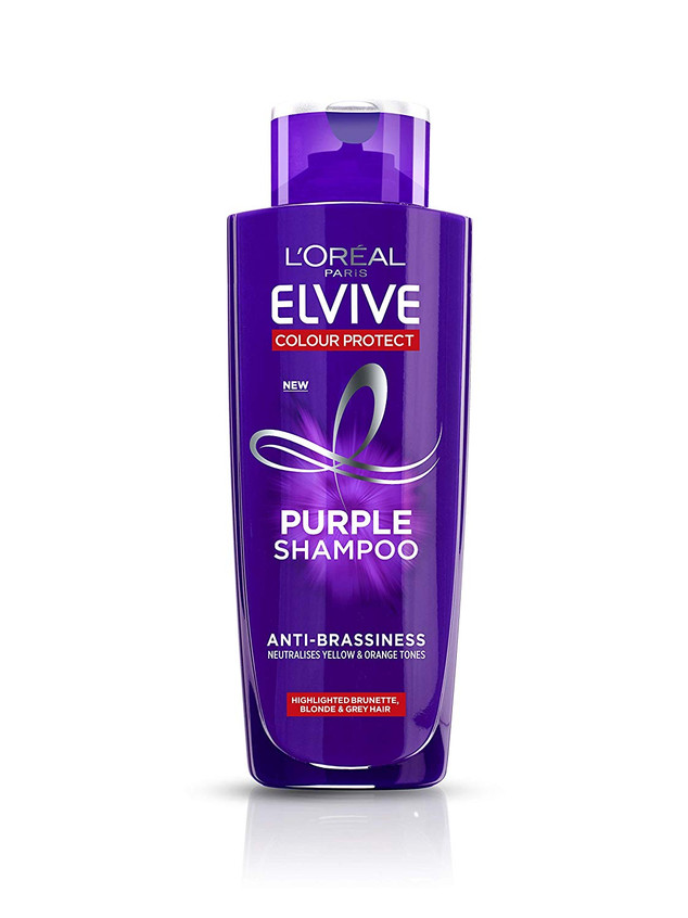 L'oreal Elvive (Elseve) Purple Shampoo UK Review
