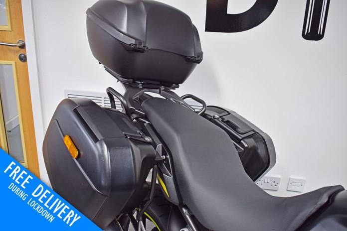 Used Honda CB500X Crosstourer for sale northampton bike sanctuary luggage.jpg