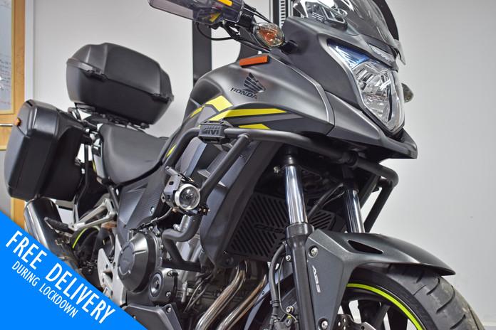 Used Honda CB500X Crosstourer for sale northampton bike sanctuary front right close.jpg