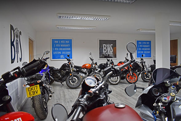 The Bike Sanctuary Used Motorbike Dealer