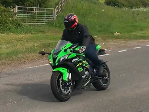 Kawasaki ZX10R KRT RR Edition Test Ride