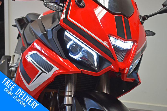 Used lexmoto LXR125 Red for sale northam