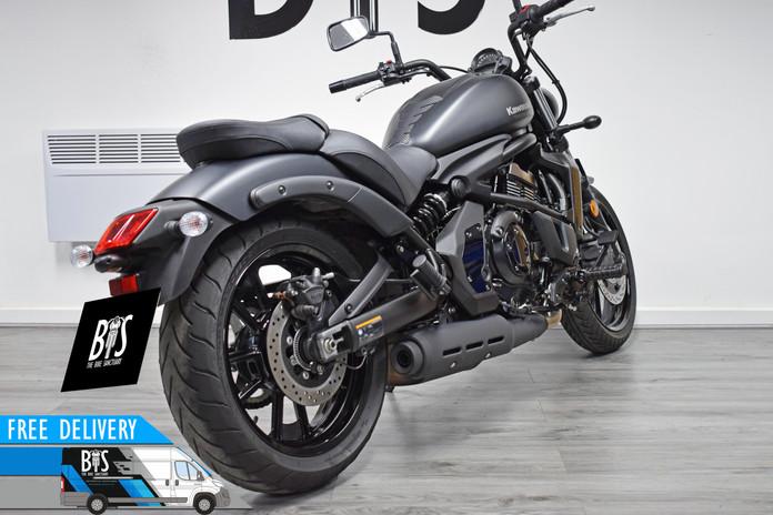 Used Kawasaki VN650 Vulcan for sale northampton bike sanctuary right rear.jpg
