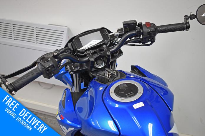 Used suzuki gsxs125 for sale northampton bike sanctuary clocks tank.jpg