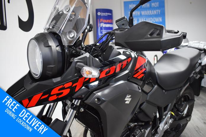 Used Suzuki Vstrom 250 for sale Northamp