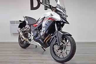 Used Honda CB500X for sale Northampton B
