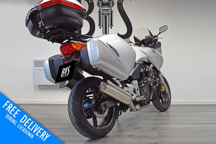 Used Honda CBF600 Tourer for sale northampton bike sanctuary right rear.jpg