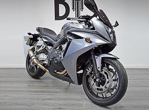 Used Honda CBR650F for sale northampton bike sanctuary front right.jpg