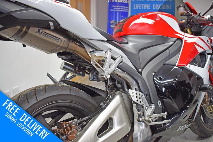Used Honda CBR600RR for sale Northampton Bike Sanctuary righ rear.jpg