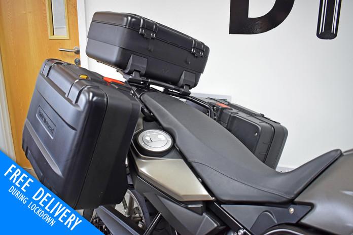 Used BMW F700 GS for sale northampton bike sanctuary vario luggage 2.jpg