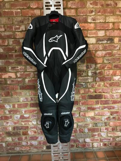 Alpinestars Orbiter One Piece Leather Race Suit Review