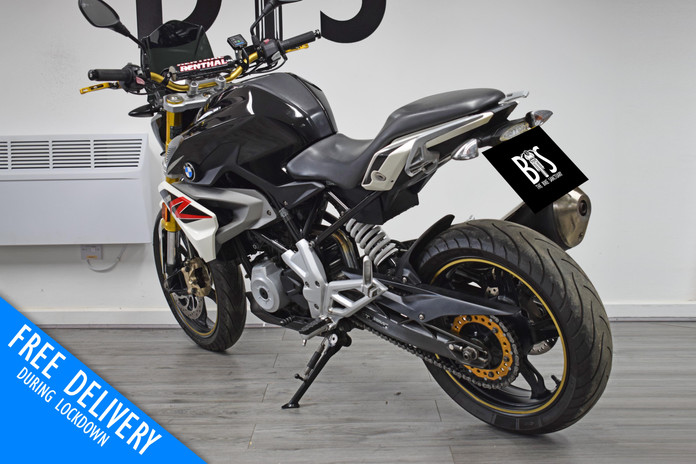 Used BMW G310R Naked for sale northampto
