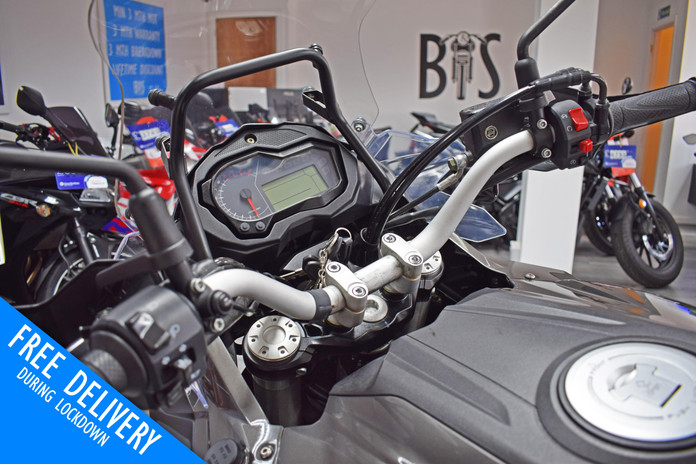 used benelli trk 502 adventure for sale northampton bike sanctuary clock tanks.jpg