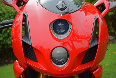 used motorcycles northampton ducati 999