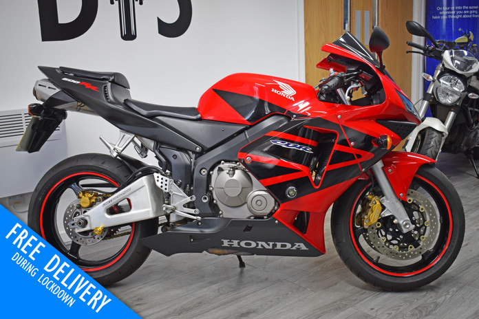 Used Honda CBR600RR For Sale Northampton