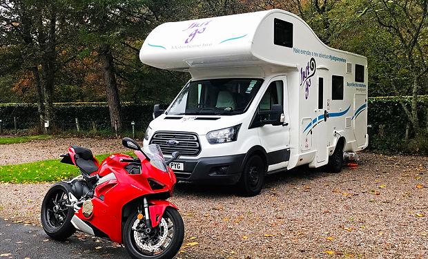 Transport Motorcycle Ducati Panigale Mot