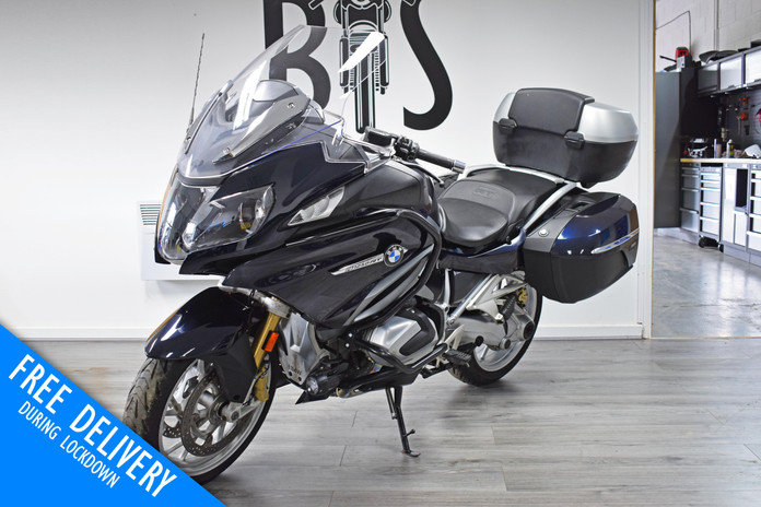 Used BMW R1250RT LE for sale Northampton