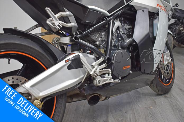 Used KTM RC8 1190 for sale northampton bike sanctuary front right rear close.jpg