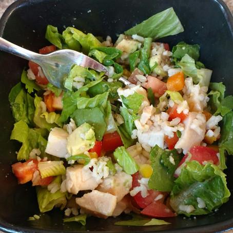 "My Favorite ""Healthy"" Salad"