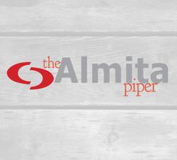 Almita Piper Newletter Identity
