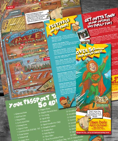 Prairie Gardens Brochure 2013