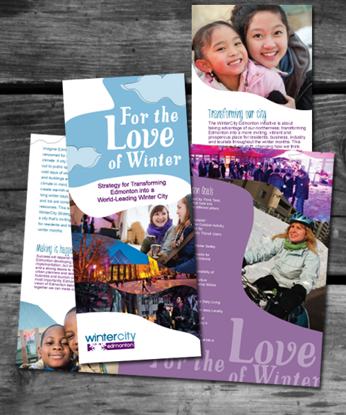 Winter City Brochure