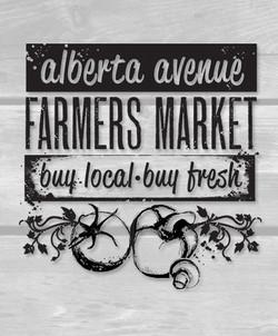 Alberta Ave Farmers Market Logo