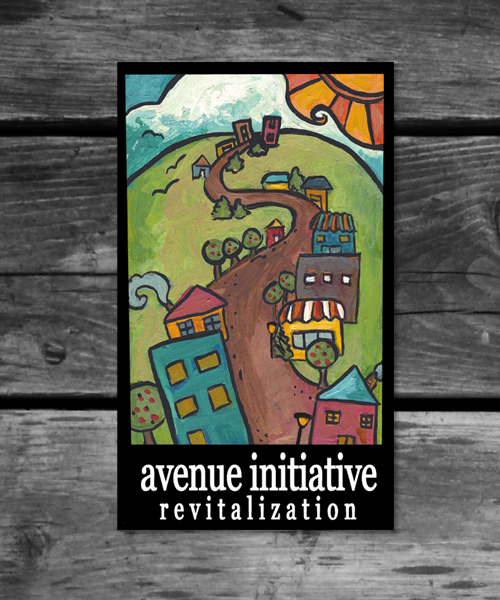 Avenue Initiative Identity