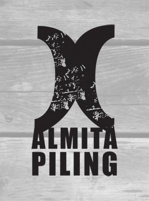 Almita Piling Logo