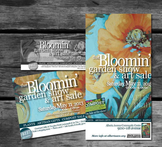 Bloomin 2013 Advertising