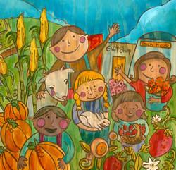 Prairie Gardens- copyright L.Shulba
