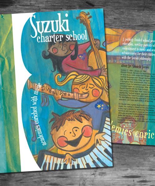 Suzuki School Brochure