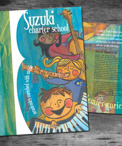 Suzuki School Brochure